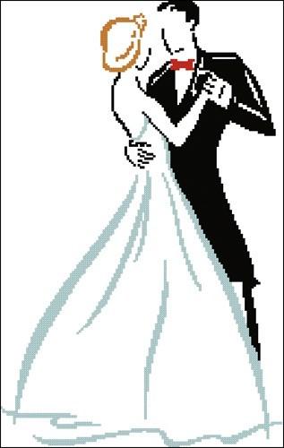 Свадебный танец (миниатюра)