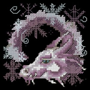 Seasonal Dragons - Winter