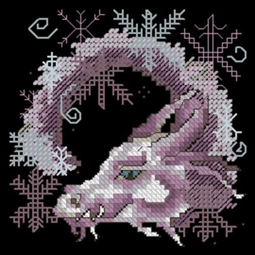 Seasonal Dragons - Winter
