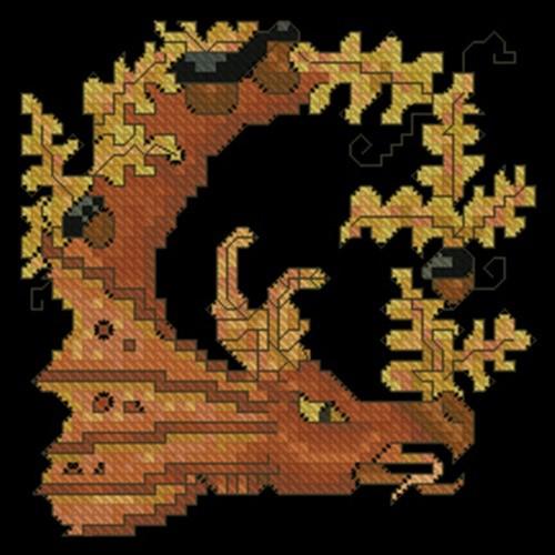 Seasonal Dragons - Autumn