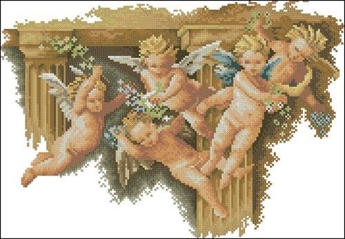 Raphael angels 34711