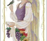 Angel of bounty № 3864