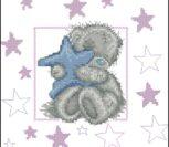 Медвежонок Тедди и звездочки