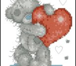 Tatty Teddy - Hearts