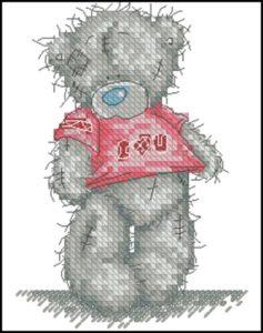 Тедди I♥U