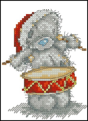 TT3000A Drummer Boy Christmas Decoratio