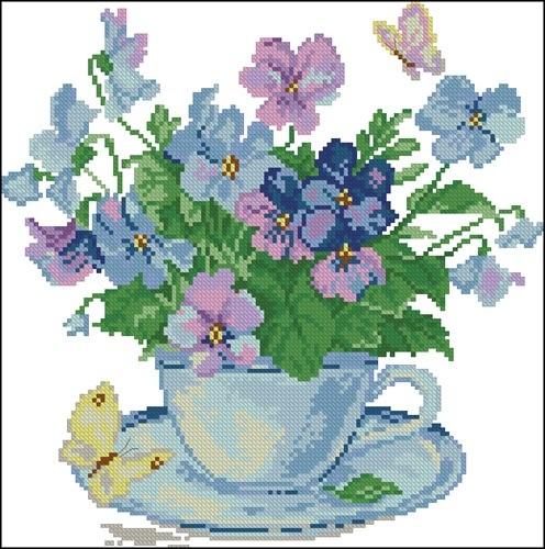 Moning flower