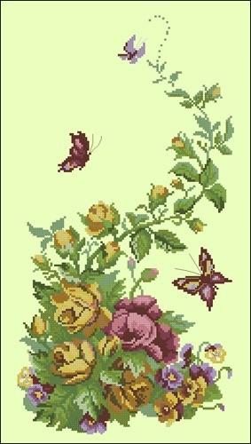 Розы 215