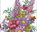 Летний букет цветов