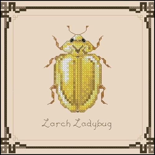 The Larch Ladybug