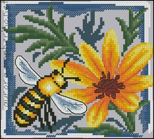 ПС-630 Трудолюбивая пчелка