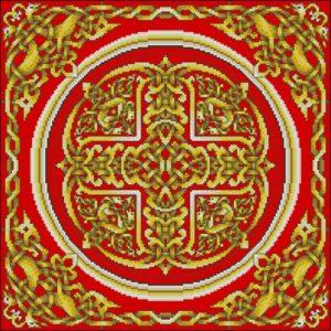 Золотой орнамент (ПД-457)