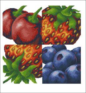 Fruit Cushion