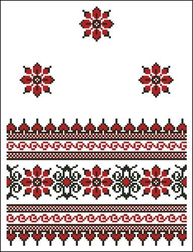 Подольский рушник №1