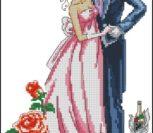 Мотив для свадебной метрики
