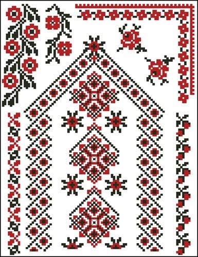 Украинская национальная сорочка