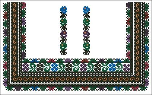 Вишиванка 58 (борщівські вишиванки)