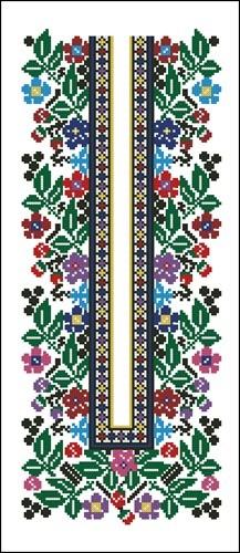 Вишиванка 60 (борщівські вишиванки)