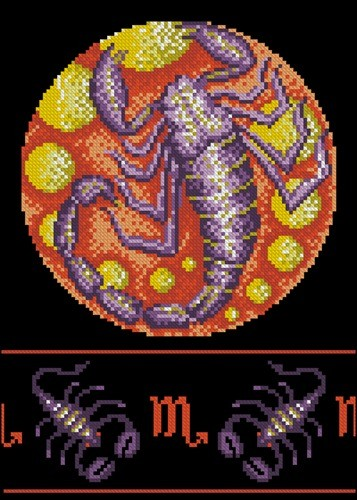 Super Zodiak – Scorpio