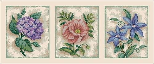 Floral Beauty Trio 35033