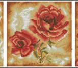Rose Triptych 34804