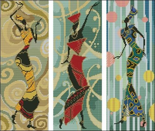 """Триптих """"Африканские мотивы"""""""