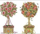Seasonal Topiaries (Spring)
