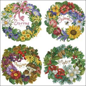 Seasons Wreaths