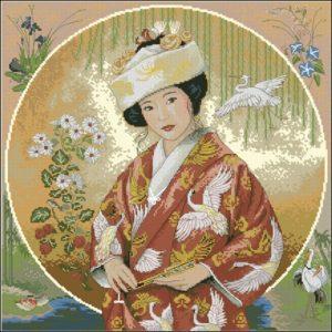 Japanese Maiden