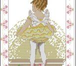 Девочка-балерина 2