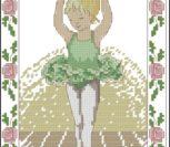 Девочка-балерина 3