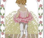 Девочка-балерина 4
