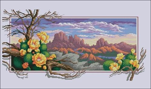 Southwestern Panorama