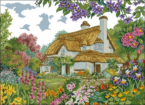Periwinkle Cottage (#LL200)