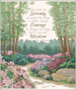 Serenity, Courage, and Wisdom