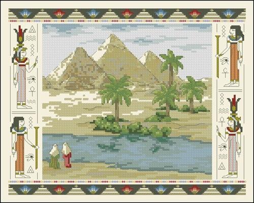 Egyptian Sampler