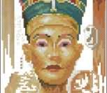 Queen nefertiti (small) N°34739