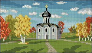Церковь рассвет