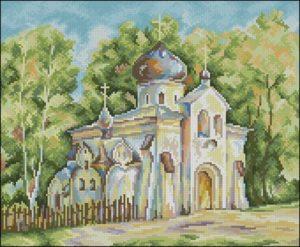 Абрамцево (по мот. А.Владимирской)