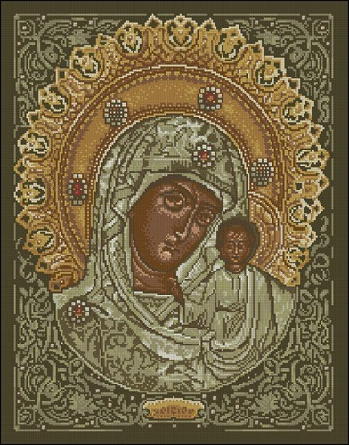Madonna of Kasan