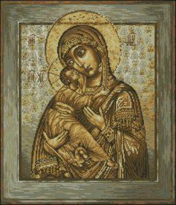 Madonna of Vladimir