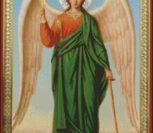 Икона ангела-хранителя в полный рост