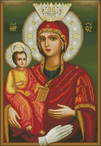 Св. Богородица Троеручница