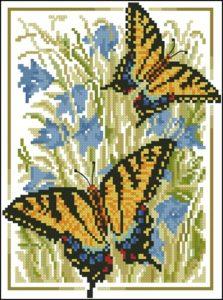 Butterflies Mahaon