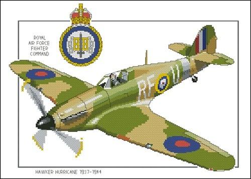 CHH257 Hawker Hurricane