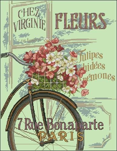 Parisian Bycicle