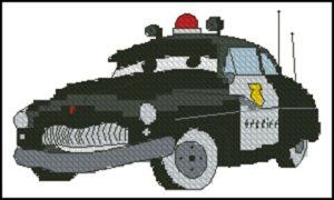 Схема Тачки - Sheriff