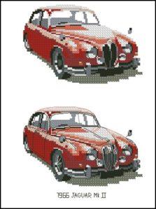 1966 Jaguar MKII