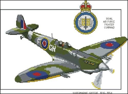 CSF165 Supermarine Spitfire