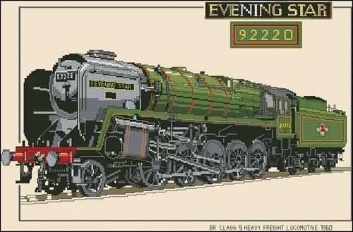 CES127 Evening Star